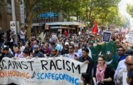 Thousands in Melbourne call for halt to Islamophobia, racism