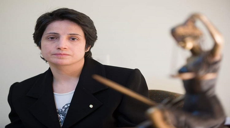 Iran: Shocking 33-year prison term and 148 lashes for women's rights defender Nasrin Sotoudeh