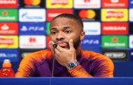 Walking off the pitch would let the racists win, says Raheem Sterling