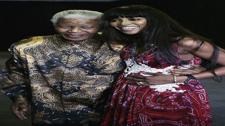 Naomi Campbell talks racism and the great untapped fashion potential of Africa