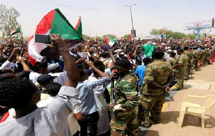 UN Rights Chief Urges Respect for Human Rights in Post-Coup Sudan