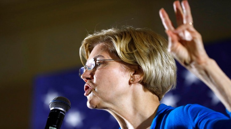Elizabeth Warren slams Fox News as 'racist,' won't appear on town hall
