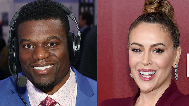 Benjamin Watson Smacks Alyssa Milano Over Abortion: 'Ignorance, Racism Or … Both'