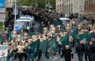 Jewish group alarmed after German police let neo-Nazis march