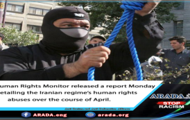 """Death Penalty, Other Abuses """"More Severe"""" in Iran during First Four Months of 2019"""