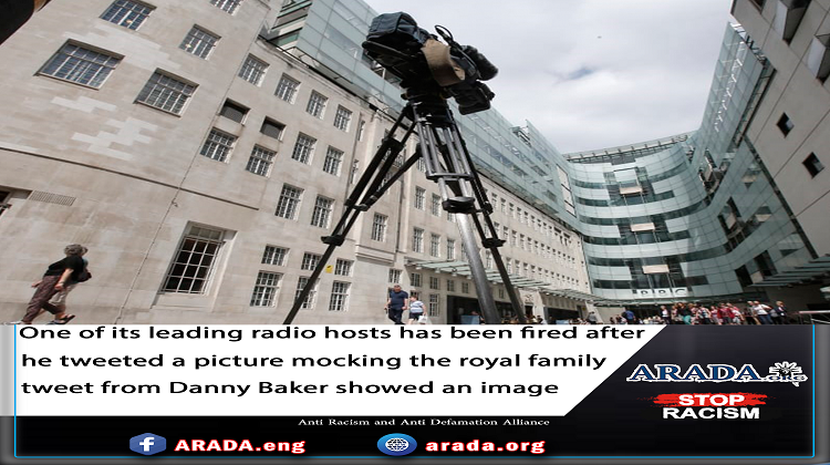 BBC Fires Radio Host Accused of Racism for Comparing Royal Baby to Chimp