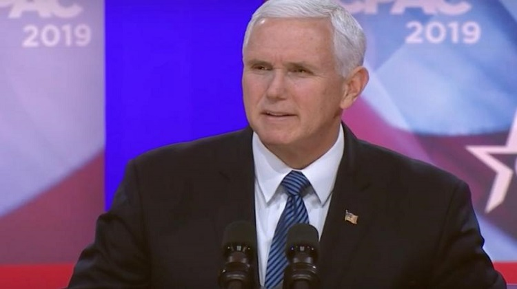 Pence defends Trump admin ban on LGBT 'pride' flags from US embassy flagpoles