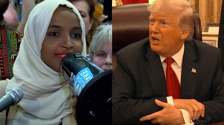 "Anti-Racist Historian: Attacks on Rep. Omar Rooted in Belief ""America Is for White People"""
