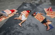 Philippine President's War On Drugs Criticized As Crimes Against Humanity
