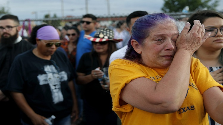 Trump's racism led to violence, O'Rourke says, after El Paso shooter targeted Hispanics