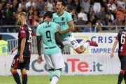 Inter Milan's Lukaku subjected to racist abuse from Cagliari fans