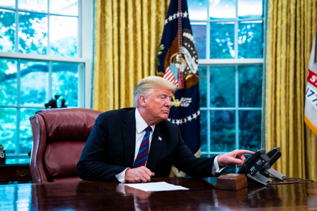 Trump's calls with foreign leaders have long worried aides, leaving some 'genuinely horrified'