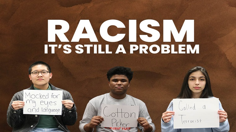 The effects of stereotypes and racism are felt within the school and community
