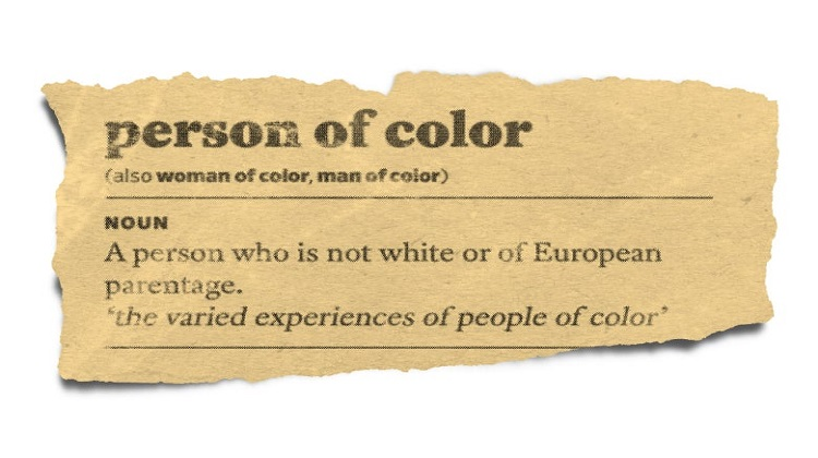 """The Language of the New Racism: """"People of Color"""""""
