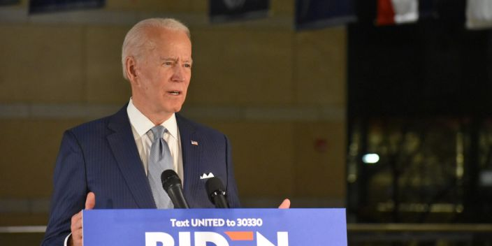 Biden reacts to George Floyd's 'brutal death' and calls it a reminder of systemic racism