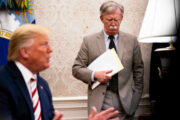 Trump Poses 'Danger for the Republic' if Re-elected, John Bolton Charges