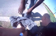 Tulsa police release body cam video of officers handcuffing black teenagers for jaywalking