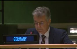 Germany delivered a statement calling on China to respect human rights