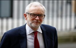 """Labour suspends ex-leader Corbyn on anti-Semitism """"day of shame"""""""