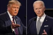 Biden calls Trump 'one of the most racist presidents we've had in modern history.'