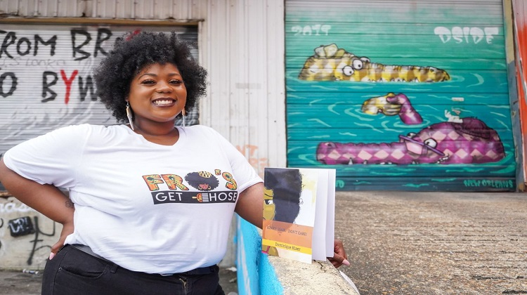 East Cleveland woman writes book to motivate Black girls to fight discrimination, love their natural hair