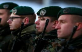 German troops suspected of running antisemitic chat group