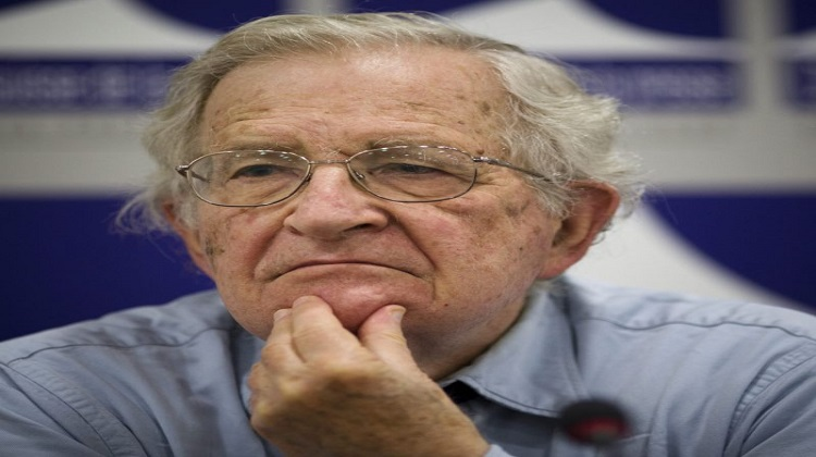 Noam Chomsky: 'White Supremacy Is a Deep Principle in U.S. Society – and Jews Are Familiar With That'