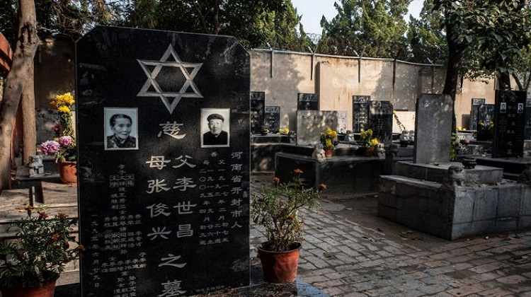 China's tiny Jewish community in fear as Beijing erases its history