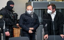 German man gets life in prison for deadly anti-Semitic rampage