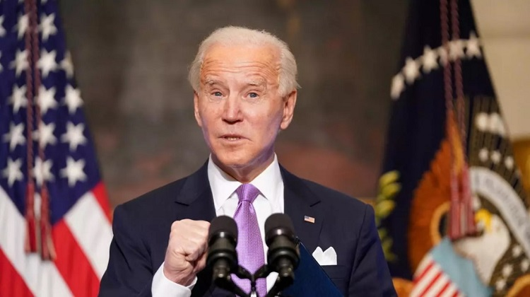Biden lays out plans to combat racism, says America is 'ready to change'
