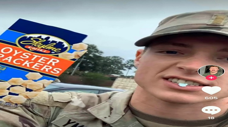 Army moves to oust 2nd lieutenant over anti-Semitic post on TikTok