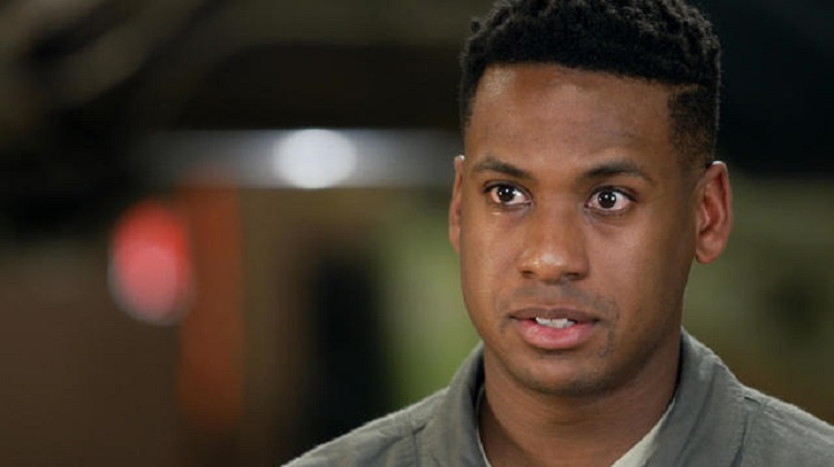 A BLACK STEALTH PILOT QUITS THE AIR FORCE DUE TO RACISM