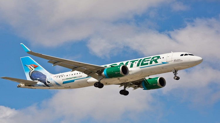 Frontier Airlines accused of anti-Semitism after kicking Jewish passengers off a flight for allegedly refusing to wear masks