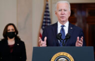 Biden Says U.S. Needs to Work to End Systemic Racism