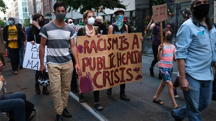 Why we have to target racism to improve health outcomes