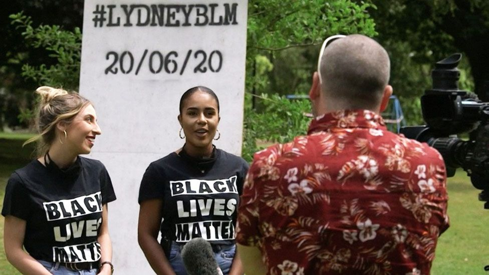 Khady Gueye: 'Organising a Black Lives Matter protest changed my life'