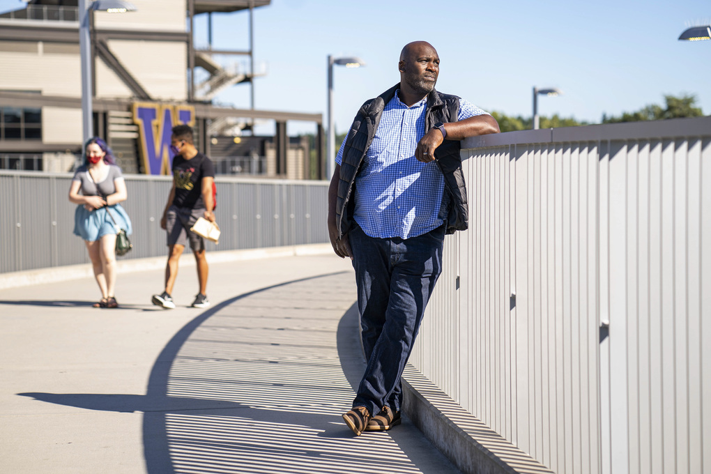 UW's Black campus police officers file multimillion-dollar claims over 'unbearable' racism