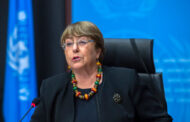 The U.N. Rights Chief Says Reparations Are Needed For People Facing Racism
