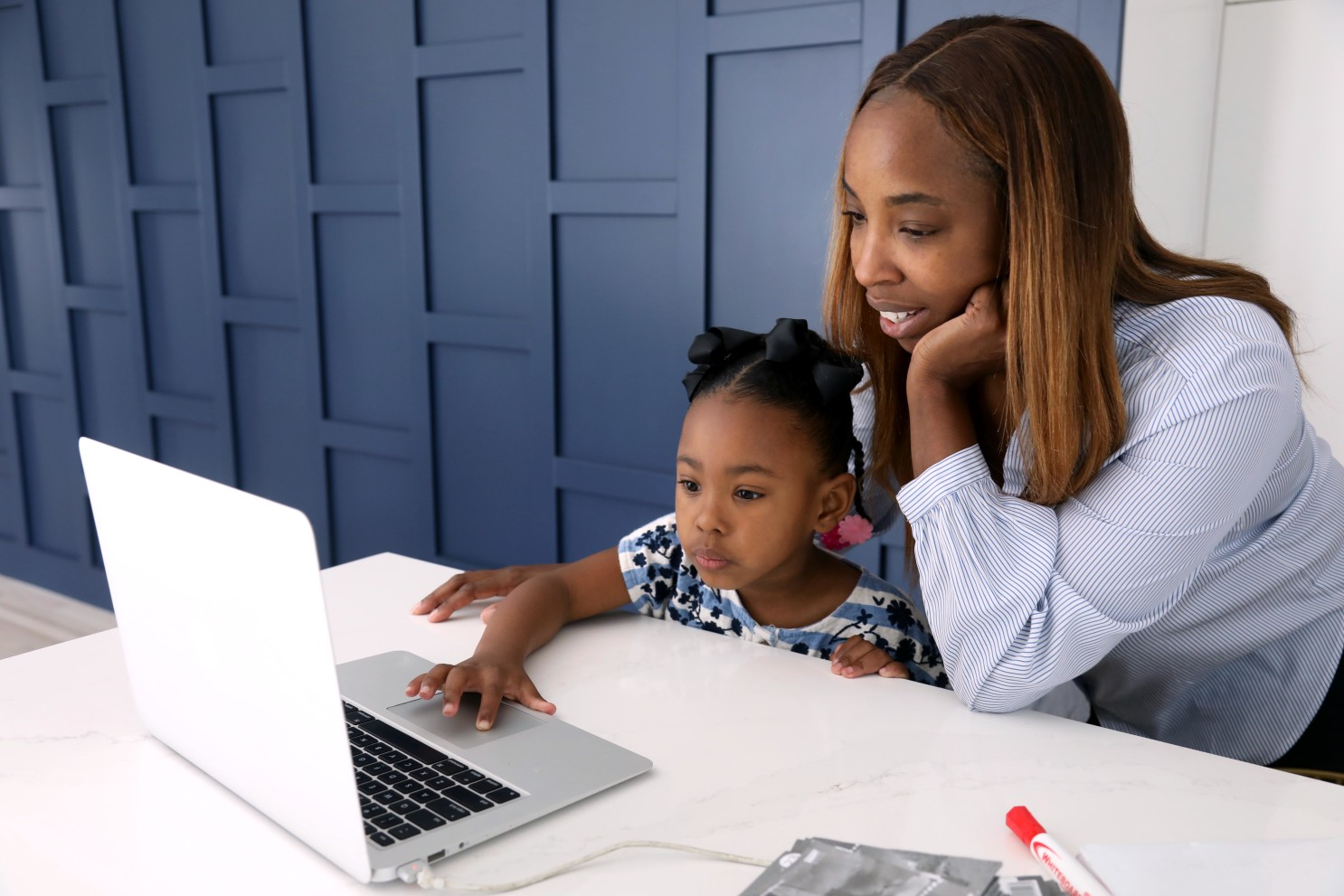 Some Black parents see less bullying, racism with online learning and are keeping kids home