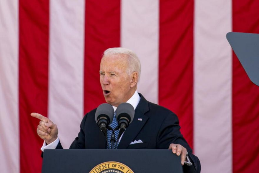 Biden Vows to End 'Systemic Racism' on Greenwood Anniversary