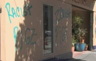 Cafe tagged with anti-Semitic hate speech; Hate crimes are on the rise in San Francisco