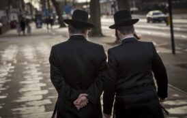 London anti-Semitic attacks reach highest reported level since 1980s