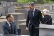 US, Germany confront rising anti-Semitism and Holocaust denial
