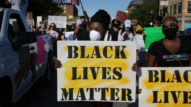 Police killings have dropped since the Black Lives Matter movement started, UMass research suggests
