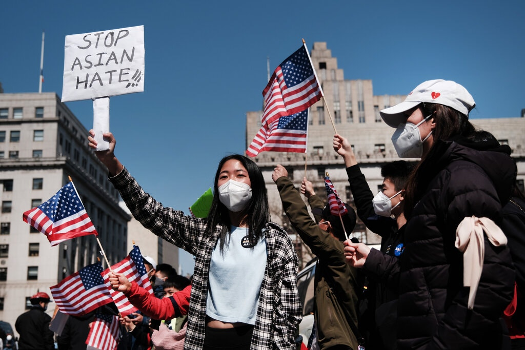 'No Vaccine for Racism': Asian New Yorkers Still Live in Fear of Attacks