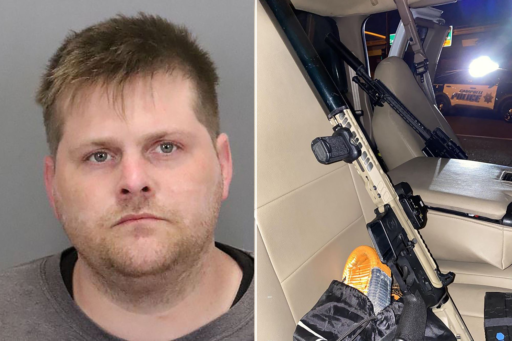 Anti-Jewish manifesto found on California man arrested with ammo, high-powered weapons