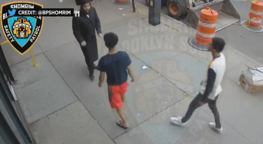 NYPD Hate Crimes Task Force investigates beating of Jewish man in Brooklyn