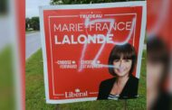 Swastikas painted on Ottawa Liberal candidate's election signs
