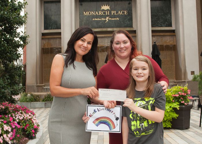 11-year-old raises $700 to benefit Healing Racism Institute of Pioneer Valley